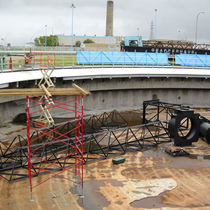 MSD Lemay Clarifier #2 and #6 Upgrades