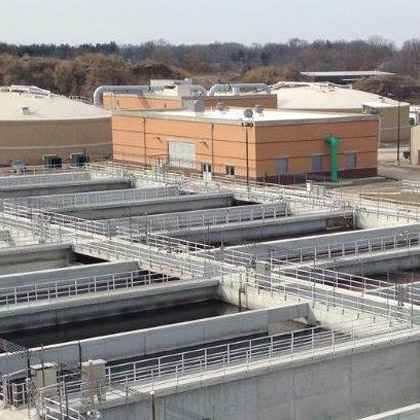 Terre Haute WWTP Additions & Improvements Phase 2