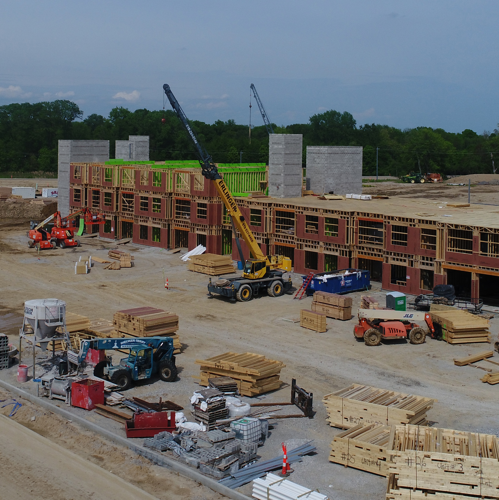 Plocher Construction - The Parkway